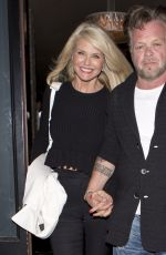 CHRISTINE BRINKLEY at Craog