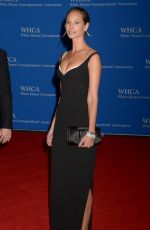 CHRISTY TURLINGTON at White House Correspondents' Dinner in Washington 04/30/2016