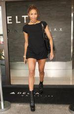 CIARA at LAX Airport in Los Angeles 05/23/2016
