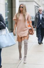 CIARA Out and About in New York 05/03/2016