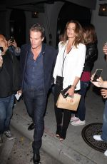 CINDY CRAWFORD at Craig
