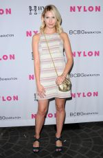 CLAUDIA LEE at Nylon Young Hollywood Party in West Hollywood 05/12/2016