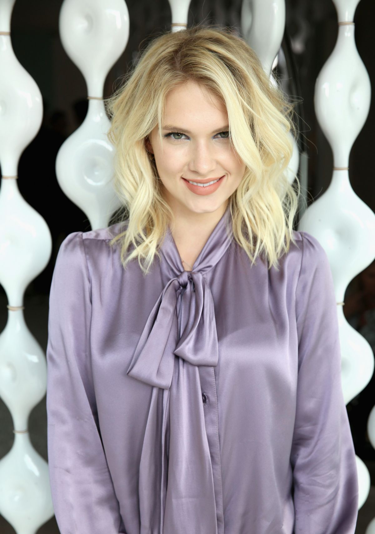 CLAUDIA LEE at Wolk Morais Collection 3 Fashion Show in Los Angeles 05/24/2016