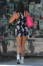 CLAUDIA ROMANI Out and About in Miami Beach 05/15/2016