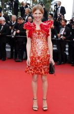 CLEMENCE POESY at 69th Annual Cannes Film Festival Closing Ceremony 05/22/2016