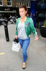 COLEEN ROONEY Out for Lunch in New York 05/18/2016