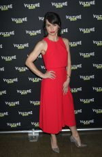 CONSTANCE ZIMMER at Happy Endings Reunion at 2016 Vulture Festival in New York 05/22/2016