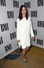 COURTENEY COX at 64th Annual BMI Pop Awards in Beverly Hills 05/10/2016