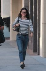 COURTENEY COX Out and About in Beverly Hills 05/02/2016