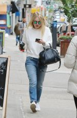 DAKOTA FANNING Out and About in New York 05/05/2016