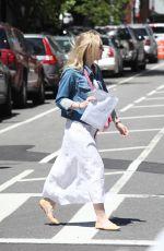 DAKOTA FANNING Out in New York 05/08/2016