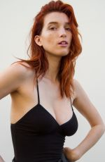 DANI THORNE in Bikini on the Set of a Photoshoot, May 2016