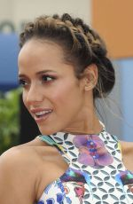 DANIA RAMIREZ at 'The Angry Birds Movie' Premiere in Westwood 05/07/2016