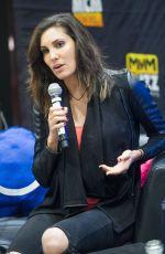 DANIELA RUAH at London Comic-con 05/28/2016
