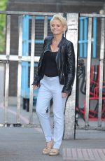 DANIELLA WESTBROOK at ITV Studios in London 05/17/2016