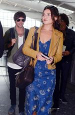 DANIELLE CAMPBELL at Heathrow Airport in London 05/27/2016