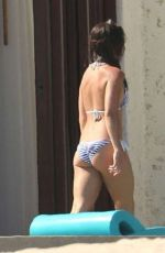 DANIELLE CAMPBELL in Bikini at a Pool in Cabo San Lucas 05/11/2016