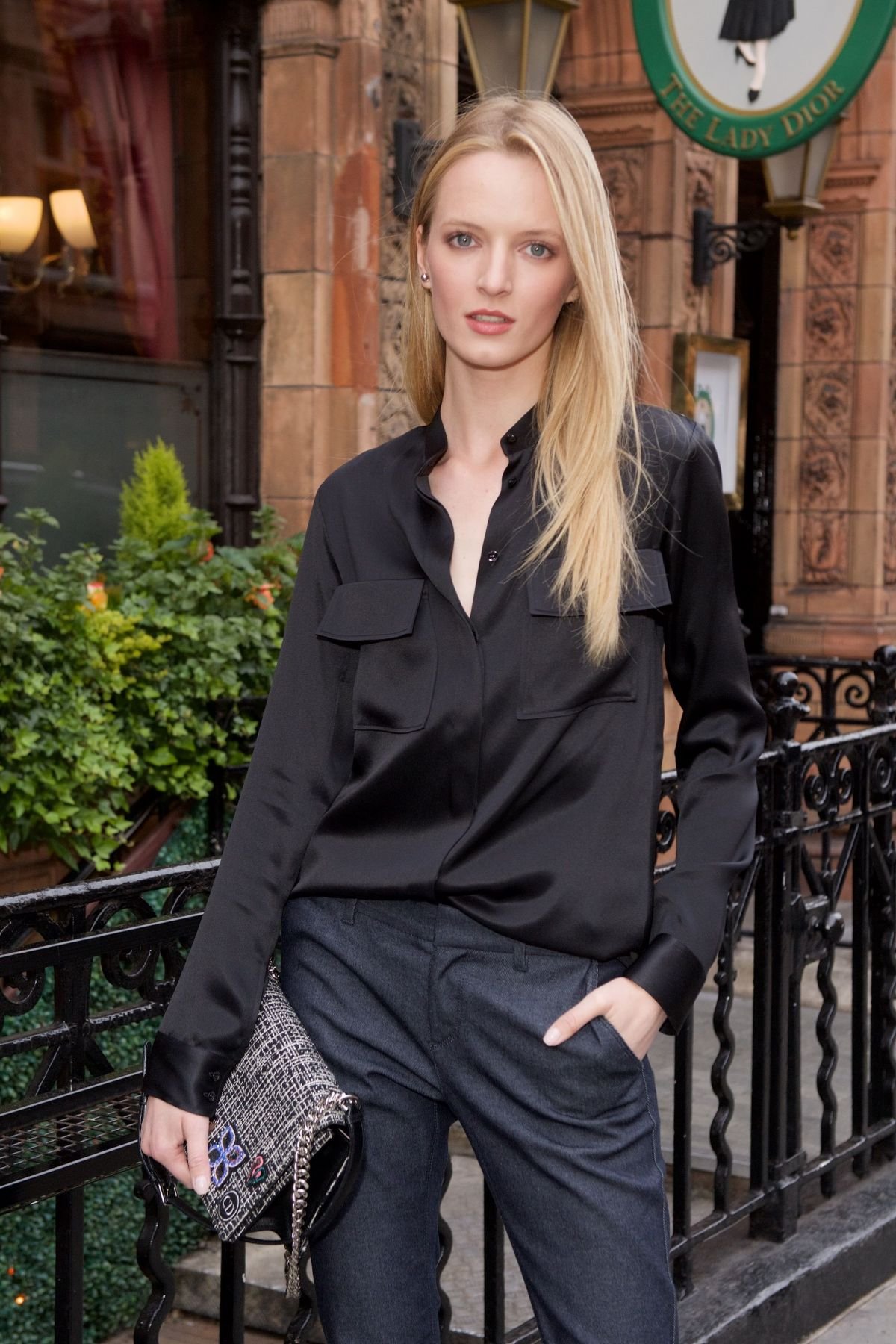 DARIA STROKOUS at Lady Dior Party in London 05/30/2016