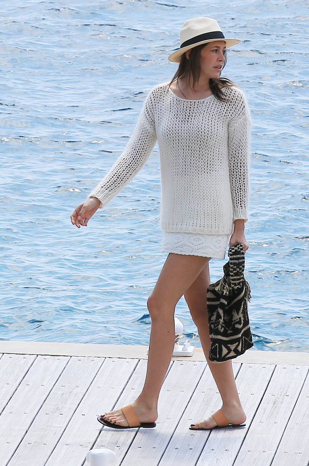 DASHA ZHUKOVA at Eden Roc in Antibes 05/17/2016