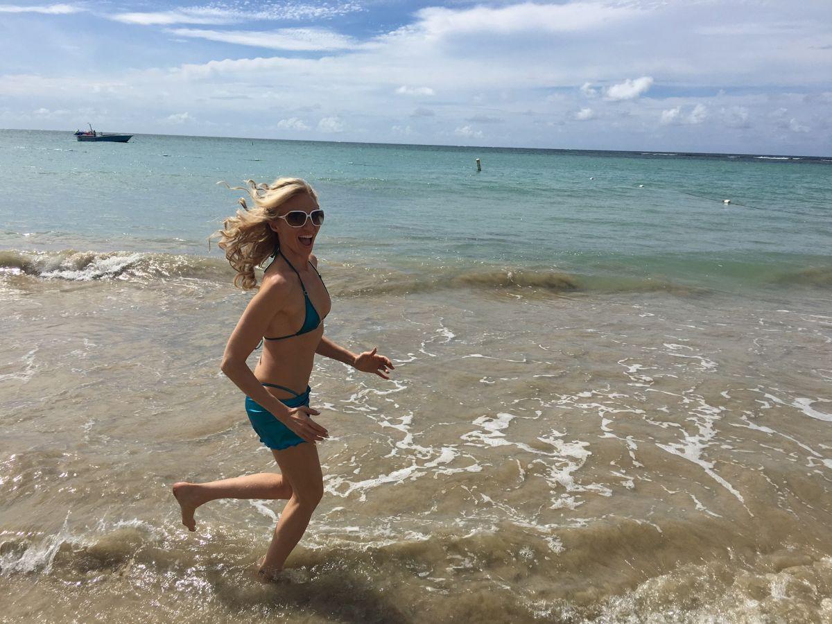 Debbie gibson bikini
