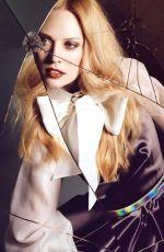 DEBORAH ANN WOLL in Rogue Magazine, Spring 2016 Issue