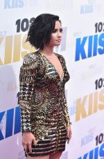 DEMI LOVATO at 102.7 Kiss FM's 2016 Wango Tango in Carson 05/14/2016