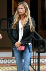 DENISE RICHARDS Out and About in Malibu 05/15/2016