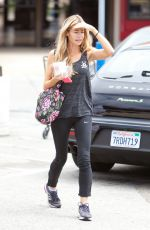 DENISE RICHARDS Out and About in Malibu 05/16/2016