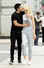 DEVON WINDSOR Out and About in New York 05/30/2016