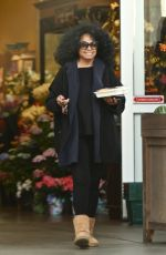 DIANA ROSS at Bristol Farms in Beverly Hills 05/13/2016