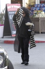 DIANA ROSS Leaves Bristol Farms in Beverly Hills 05/09/2016