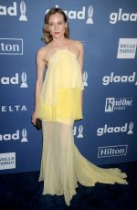 DIANE KRUGER at 27th Annual Glaad Media Awards in New York 05/14/2016