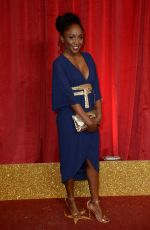 DIANE PARISH at British Soap Awards 2016 in London 05/28/2016