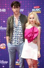 DOVE CAMERON at 2016 Radio Disney Music Awards in Los Angeles 04/30/2016