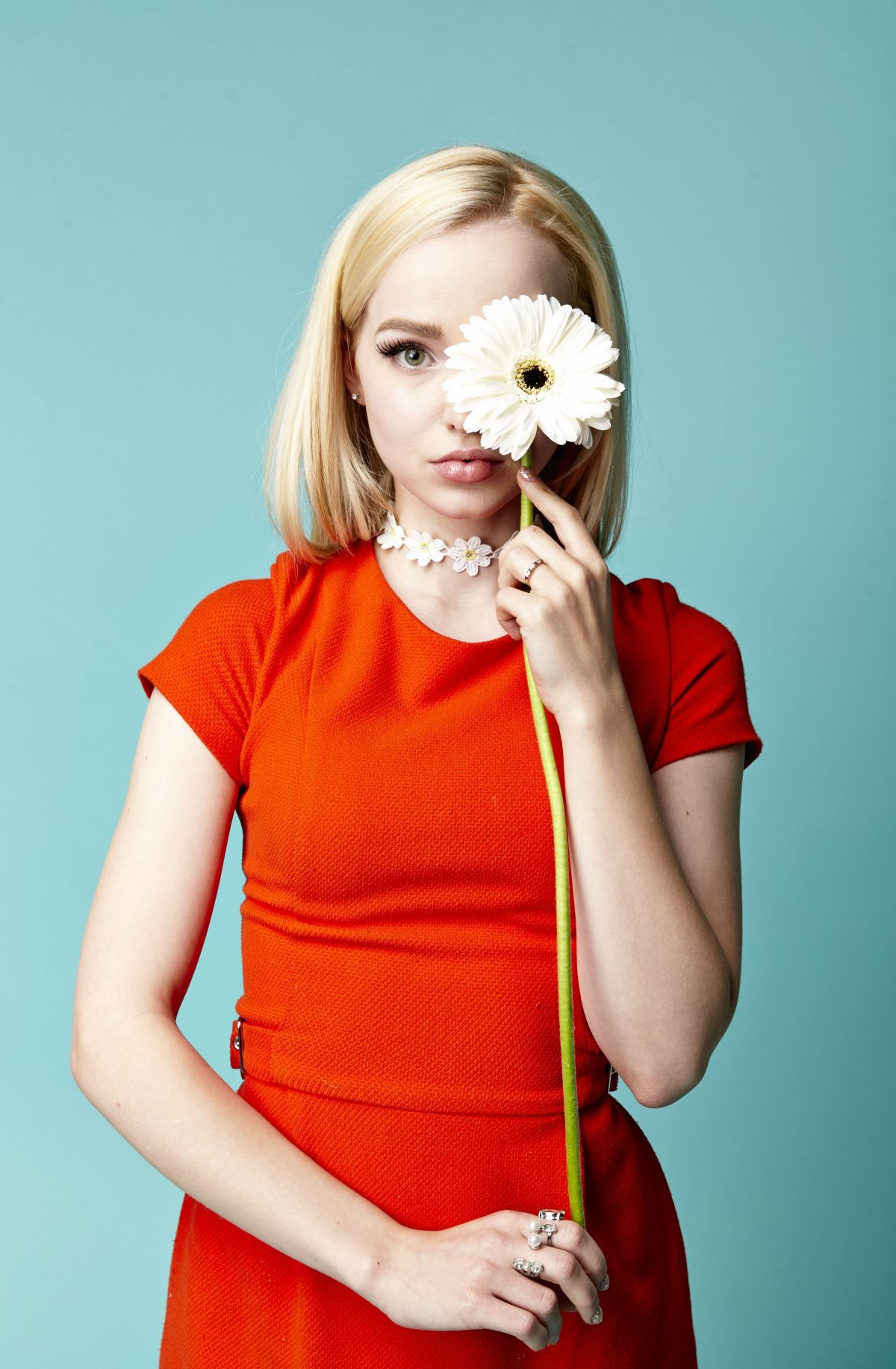 DOVE CAMERON in Tigerbeat Magazine, May 2016 Issue