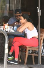 DRAUA MICHELE at Kings Road Cafe in West Hollywood 05/11/2016