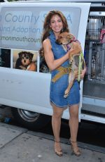 DYLAN LAUREN at Dylan's Candy Barn Dog Adoption Event in New York 05/14/2016