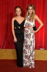 EDEN TAYLOR-DRAPER at British Soap Awards 2016 in London 05/28/2016