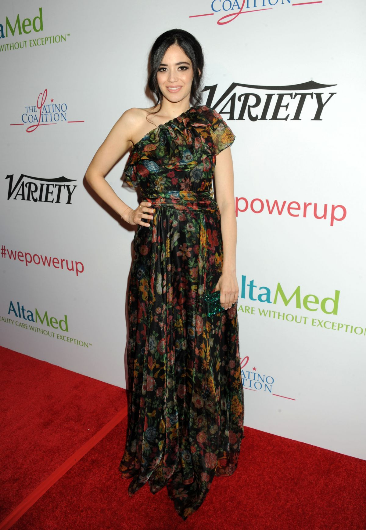 EDY GANEM at Altamed Power Up We Are the Future Gala in Beverly Hills 05/12/2016