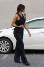 EIZA GONZALEZ at Gracias Madre in West Hollywood 05/16/2016