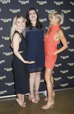 ELISHA CUTHBERT, ELIZA COUPE and CASEY WILSON at 2016 Vulture Festival in New York 05/22/2016