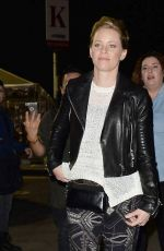 ELIZABETH BANKS at Rihanna Concert in Inglewood 05/04/2016