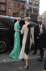 ELIZABETH DEBICKI Leaves Bowery Hotel in New York 05/02/2016