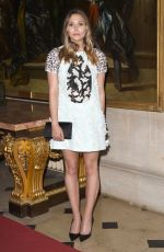 ELIZABETH OLSEN at Dior 2017 Cruise Collection Show in Woodstock 05/31/2016