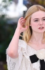 "ELLE FANNING at ""The Neon Demon"