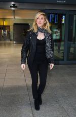 ELLIE GOULDING at Heathrow Airport in London 05/25/2016