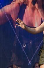 ELLIE GOULDING Performs at Radio 1