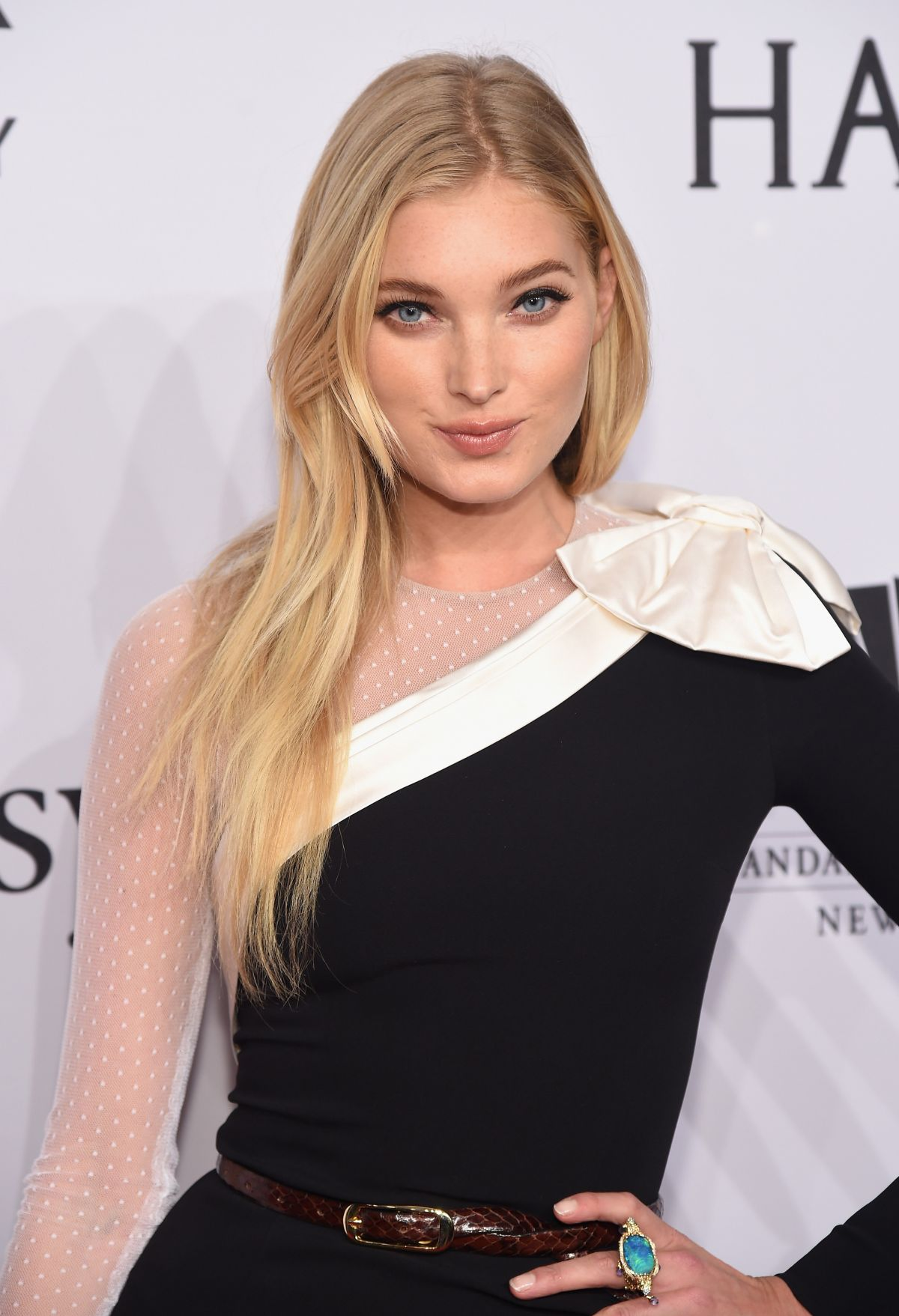 ELSA HOSK at Amfar's 23rd Cinema Against Aids Gala in Antibes 05/19/2016