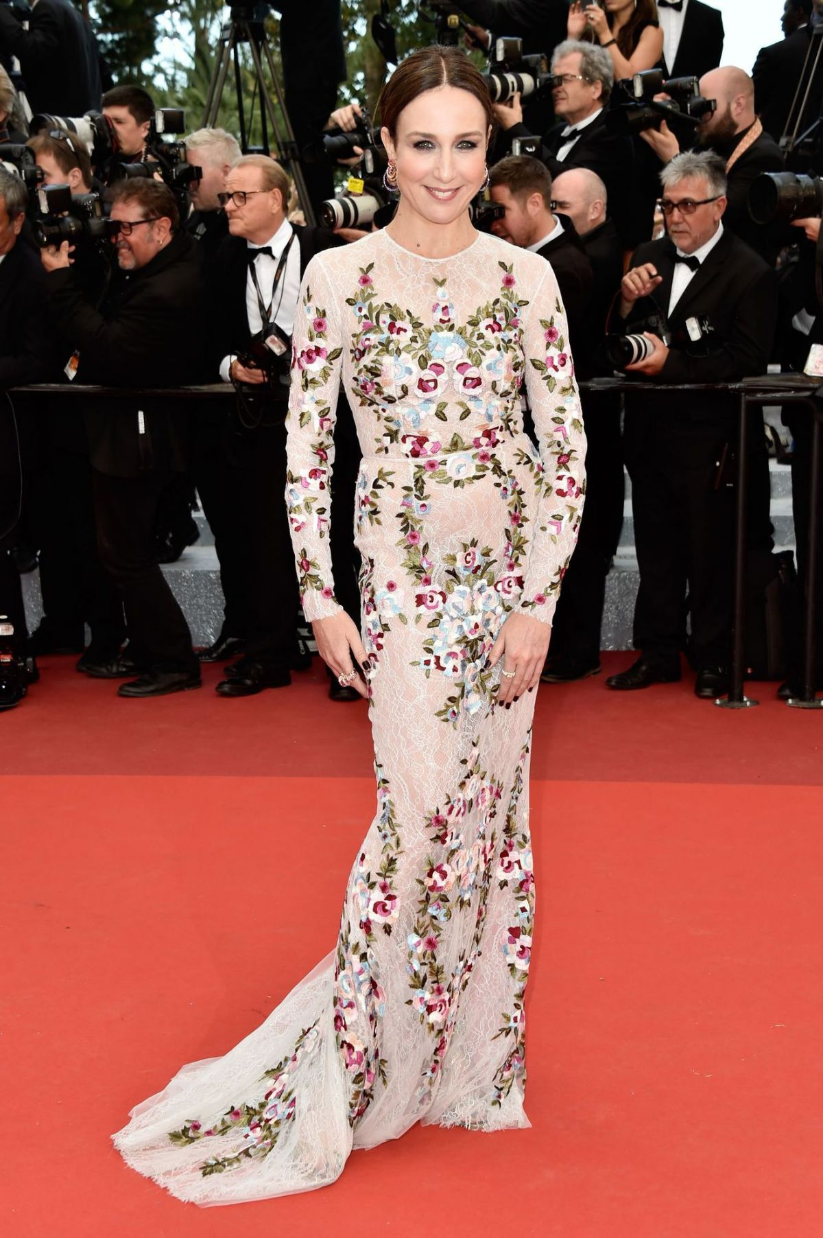 ELSA ZYLBERSTEIN at 'Money Monster' Premiere at 69th Annual Cannes Film Festival 05/12/2016