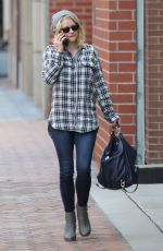 EMILIE DE RAVIN Out and About in Beverly Hills 05/19/2016
